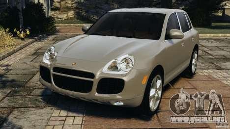Porsche Cayenne Turbo 2003 para GTA 4