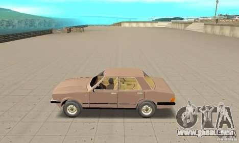 Ford Taunus 1978 para GTA San Andreas left
