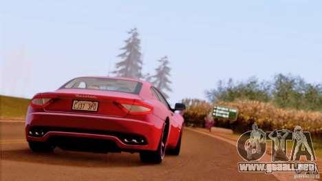 Extreme ENBseries v1.0 para GTA San Andreas tercera pantalla