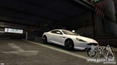 Aston Martin Virage 2012 v1.0 para GTA 4 ruedas
