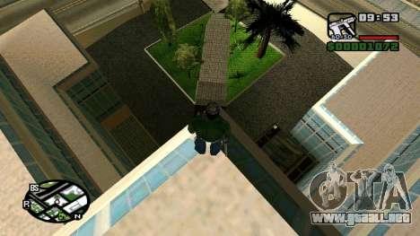 Nuevo hospital de texturas en Los Santos para GTA San Andreas tercera pantalla