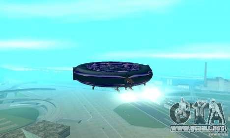 Chuckup para visión interna GTA San Andreas