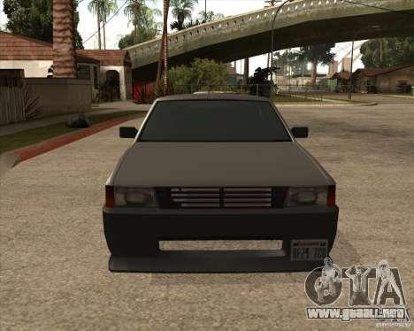 Blistac mejorada para GTA San Andreas left