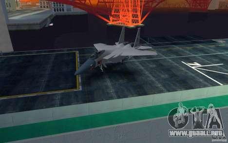 F-15 para GTA San Andreas