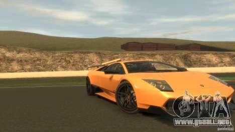 Lamborghini Murcielago VS LP 670 FINAL para GTA 4 left