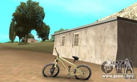 Specialized P.3 Mountain Bike v 0.8 para GTA San Andreas left