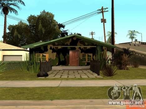 Casa nueva de Denis para GTA San Andreas