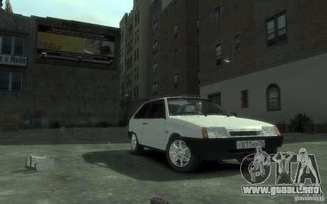 VAZ 21083i para GTA 4