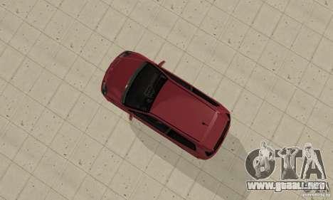 Honda Civic Type R - Stock + Airbags para GTA San Andreas vista hacia atrás