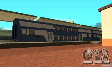 Vagon CFR clase Beem 26-16 para GTA San Andreas