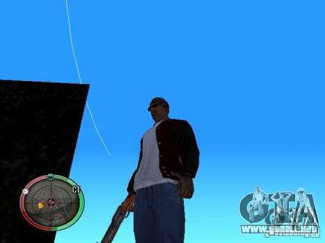Cambiar el estilo de ajuste y Usi para GTA San Andreas