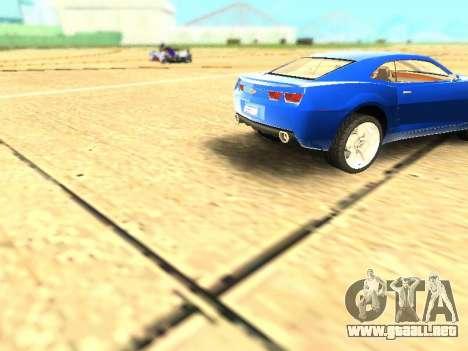 ENBSeries v3 para GTA San Andreas novena de pantalla