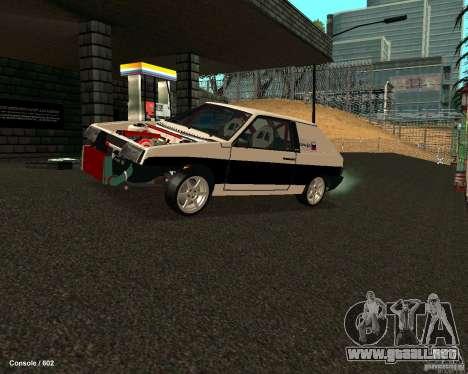 VAZ 2108 Drag para GTA San Andreas