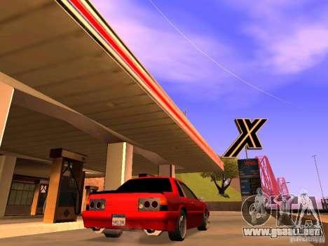 Previon GT para GTA San Andreas left