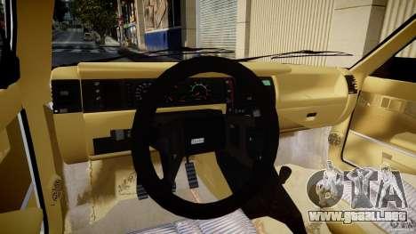 Renault Flash Turbo 11 para GTA 4 visión correcta
