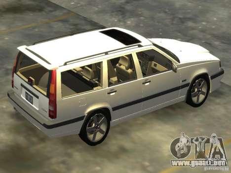 Volvo 850 R 1996 Rims 2 para GTA 4 left