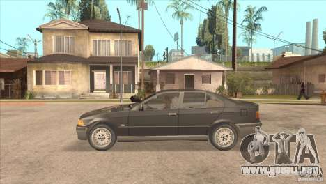 BMW 316i E36 para GTA San Andreas left