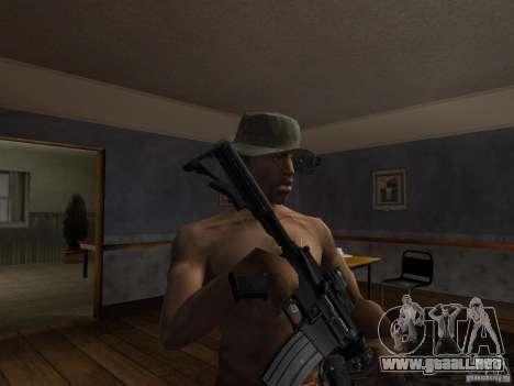 Sombreros de Call of Duty 4: Modern Warfare para GTA San Andreas séptima pantalla