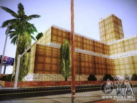 El nuevo hospital de Los Santos para GTA San Andreas séptima pantalla