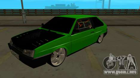 VAZ 2108 para GTA San Andreas