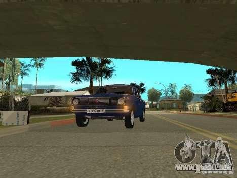 GAZ 24-10 para GTA San Andreas left
