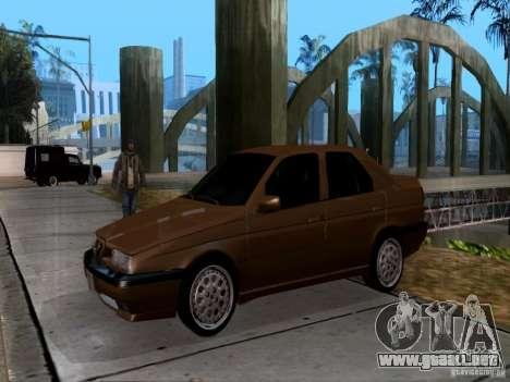 Alfa Romeo 155 para GTA San Andreas left