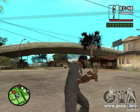Lvivske Svitle para GTA San Andreas tercera pantalla