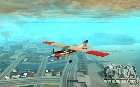 Maule Orion para GTA San Andreas