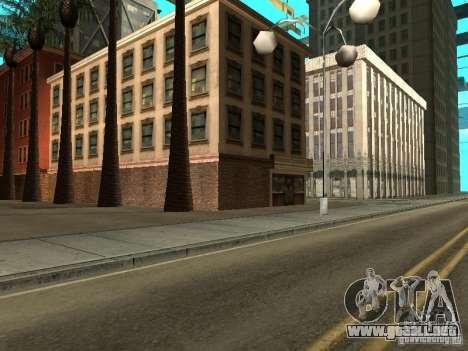 Grèjtlènd v0.2 para GTA San Andreas sucesivamente de pantalla