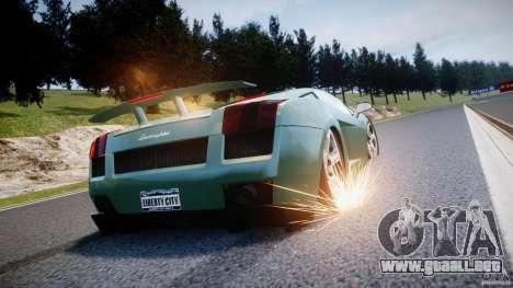 Lamborghini Gallardo para GTA 4