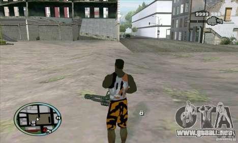 Care Package from MW2 para GTA San Andreas quinta pantalla