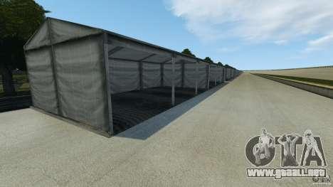 Dakota Raceway [HD] Retexture para GTA 4 tercera pantalla