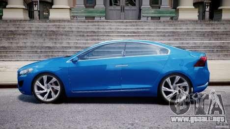 Volvo S60 Concept para GTA 4 left