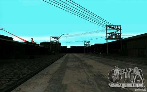 Supernatural ENB V.0.1 para GTA San Andreas tercera pantalla
