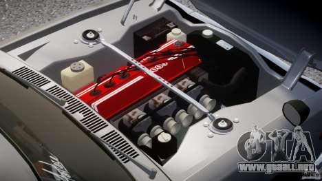 Nissan Skyline Hakosuka (KPGC10) Mountain Drift para GTA 4 visión correcta