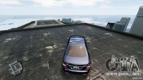 Mercedes-Benz S65 AMG para GTA 4 left