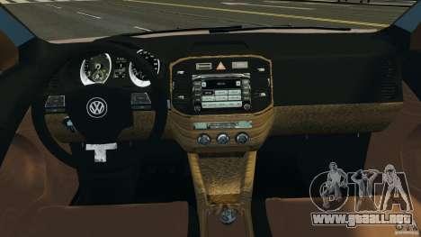 Volkswagen Passat Variant B7 para GTA 4 visión correcta