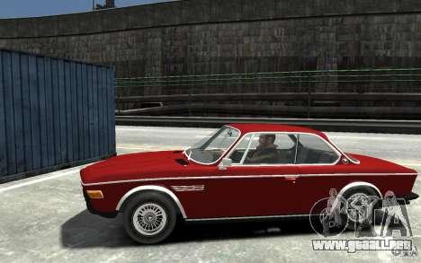 BMW 3.0 CSL E9 1971 para GTA 4 left