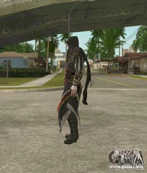 Assassins skins para GTA San Andreas undécima de pantalla