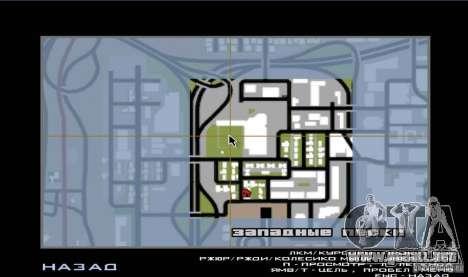 Campo de béisbol animado para GTA San Andreas quinta pantalla