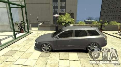 Audi A4 Avant beta para GTA 4