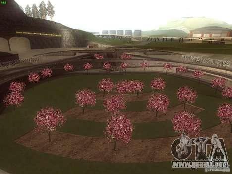 Spring Season v2 para GTA San Andreas sexta pantalla