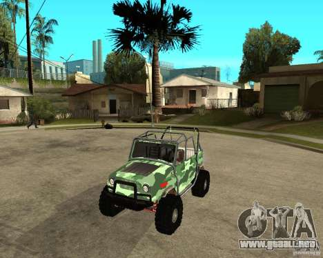 469 UAZ HUNTER para GTA San Andreas