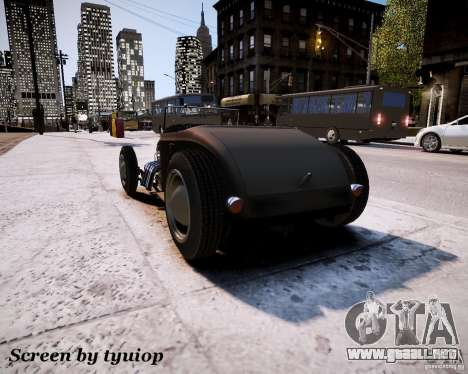 Roadster High Boy para GTA 4 visión correcta