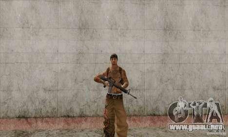 Nuevo Og Loc para GTA San Andreas segunda pantalla