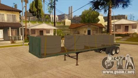Arrastre para visión interna GTA San Andreas