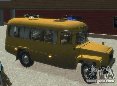 Kavz 39766 para GTA 4 left