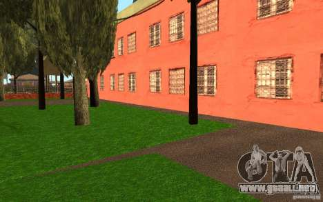 UGP Moscow New Jefferson Motel para GTA San Andreas tercera pantalla