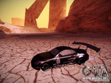 Lexus SC430 Daigo Saito para GTA San Andreas left