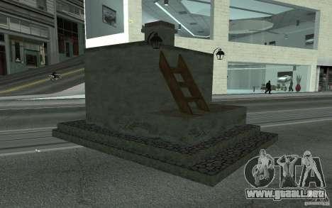 Estufa para GTA San Andreas
